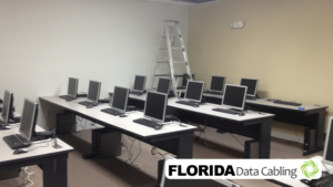 network wiring Dania Beach