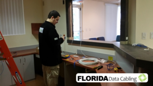 data cabling Miramar